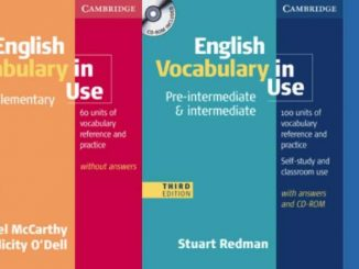 English Vocaboulary in Use